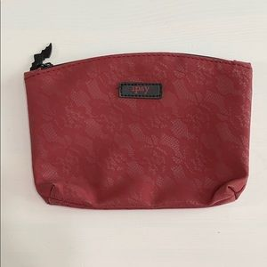 FREE WITH PURCHASE Maroon ipsy Cosmetic Bag